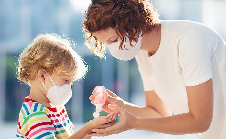 Qual a diferença entre a imunidade de adultos e crianças?<