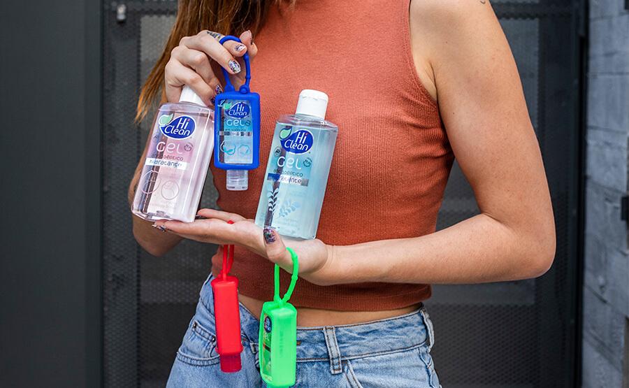 5 motivos para o álcool gel da Hi Clean ser perfeito! #TragoVerdades<